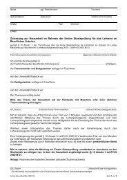BS Rostock - Bildungsserver Mecklenburg-Vorpommern