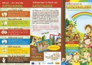 katschlinge - Urlaubsregion Katschberg-Rennweg