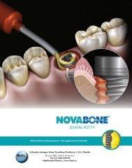 Výhradní zástupce firmy NovaBone Products, U.S.A. ... - Hu-Fa Dental