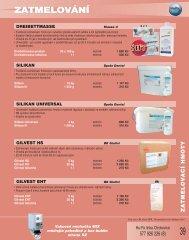 zatmelování (2.0 MB, str. 39 – 56) - Hu-Fa Dental