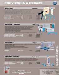 provizoria a rebaze (400 kB) - Hu-Fa Dental