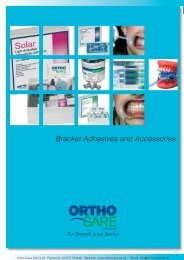 9 Bracket Adhesives and Accessories.indd - Hu-Fa Dental