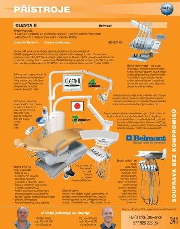 přístroje (850 MB) - Hu-Fa Dental