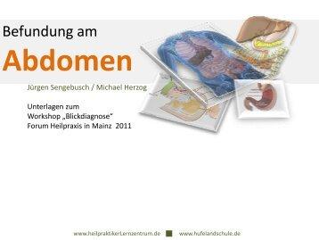 Befundung am - Hufeland-Schule Senden