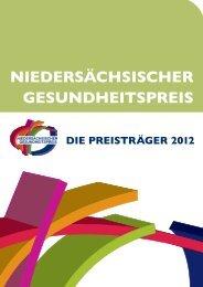 Preisträger 2012 - Landesvereinigung für Gesundheit und ...