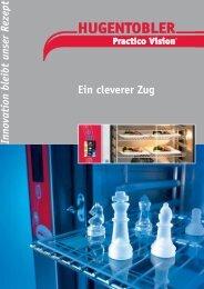 Prospekt - Hugentobler Schweizer Kochsysteme AG