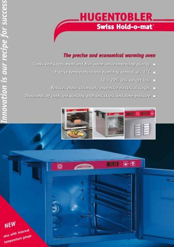 The precise and economical warming oven