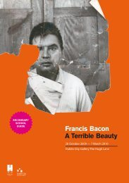 Secondary School Guide to Francis Bacon: A Terrible Beauty (pdf)