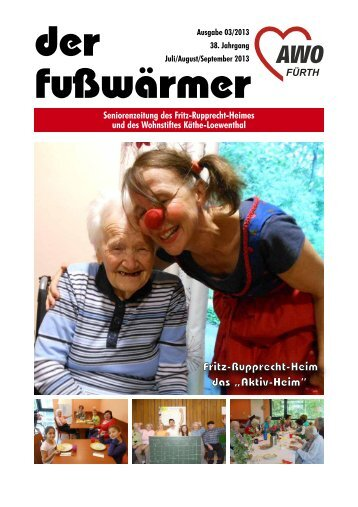 Heimzeitung Fusswärmer 03/2013 (.pdf-Dokument, 4977 kByte)