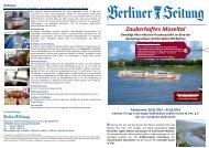 Reiseprospekt-Download - Berliner Zeitung Leserreisen