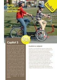 Copilot 3 Veilig fietsplezier voor twee! - Huka