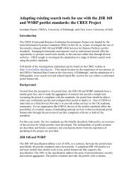 the CREE Project - welcome - University of Hull