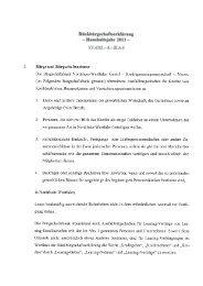 Rückbürgschaftserklärung 2011 Land - Bürgschaftsbank NRW
