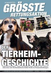 rEttunGsaktion - Tierheim Nürnberg