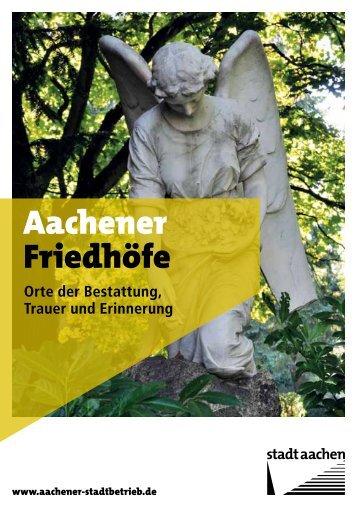 geht's zur Broschüre! - Stadt Aachen