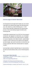 Kirche im Nationalsozialismus - Erinnerungsorte in Berlin - Seite 7