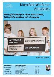 Amtsblatt 03-13 erschienen am 08.02.2013.pdf - Stadt Bitterfeld ...