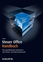 Steuer Office Handbuch - Haufe.de