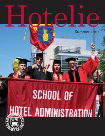 Hotelie - College of Human Ecology