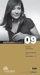 Programmheft ansehen - Gürzenich-Orchester Köln
