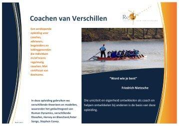 Coachen van Verschillen - Human Dynamics