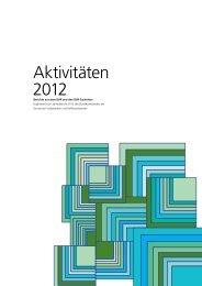 Berichte aus dem BVR 2012 - Bundesverband der Deutschen ...