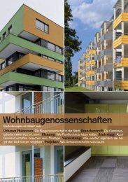 Wie Genossenschaften vermieten - 5. Forum der Schweize ...