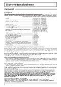 Manual - Panasonic - Page 4