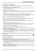 Manual - Panasonic - Page 5