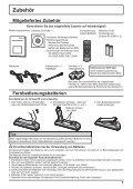 Manual - Panasonic - Page 7