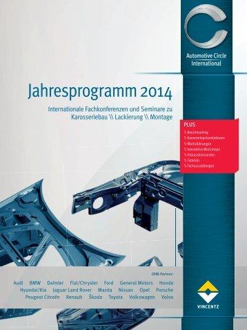 ACI Gesamt 2014 D Net.pdf - Automotive Circle International