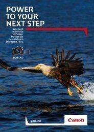 Broschüre - Brochures - Canon Europe