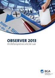 OBSERVER 2013 - bga