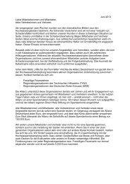Lieber Allianzer, - DRK Schwesternschaft Marburg eV