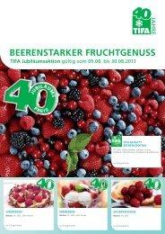 BEERENSTARKER FRUCHTGENUSS - walter bircks frischdienst