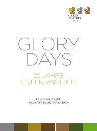 Ausschreibung Green Panther 2013 - Wuapaa