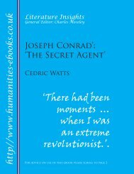 Joseph Conrad - Humanities-Ebooks