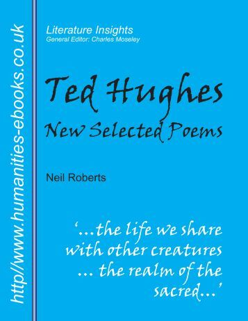 New Selected Poems - Humanities-Ebooks