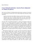 America Passes Judgement on Thomas De Quincey - Humanities ... - Page 3