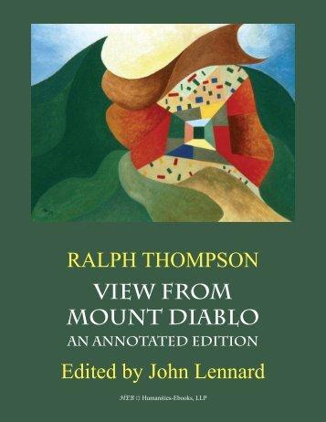 by John Lennard - Humanities-Ebooks
