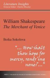 William Shakespeare - Humanities-Ebooks