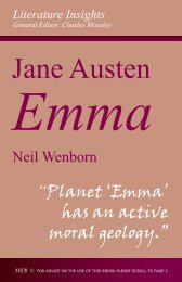 Jane Austen - Humanities-Ebooks
