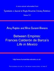 Between Empires - Humanities-Ebooks