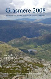 Grasmere 2008 - Humanities-Ebooks