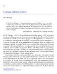 Coleridge and the Lunaticks - Humanities-Ebooks - Page 5