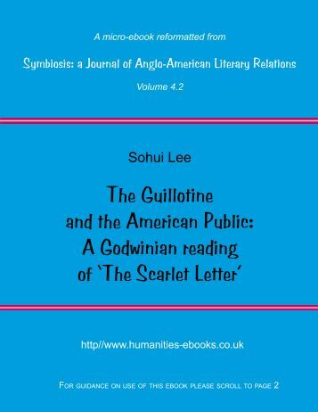 scarlet letter close reading Three close reading activities are included trace the development of hester  prynne over the course of the scarlet letter each close reading examines a.