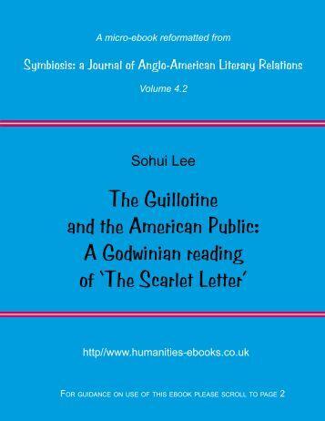 the scarlet letter pdf gutenberg