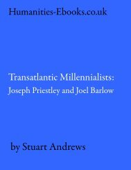 Transatlantic Millennialists - Humanities-Ebooks