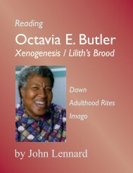 Octavia E. Butler - Humanities-Ebooks