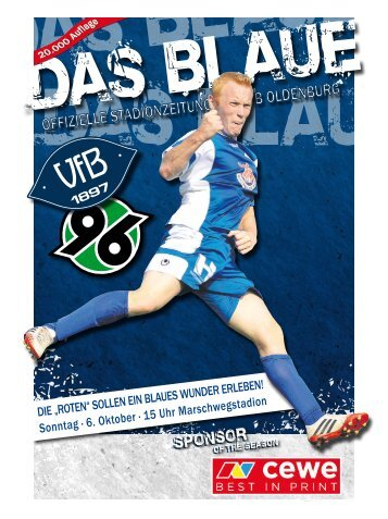 Das Blaue - Saison 2013/2014 #5 - VfB Oldenburg